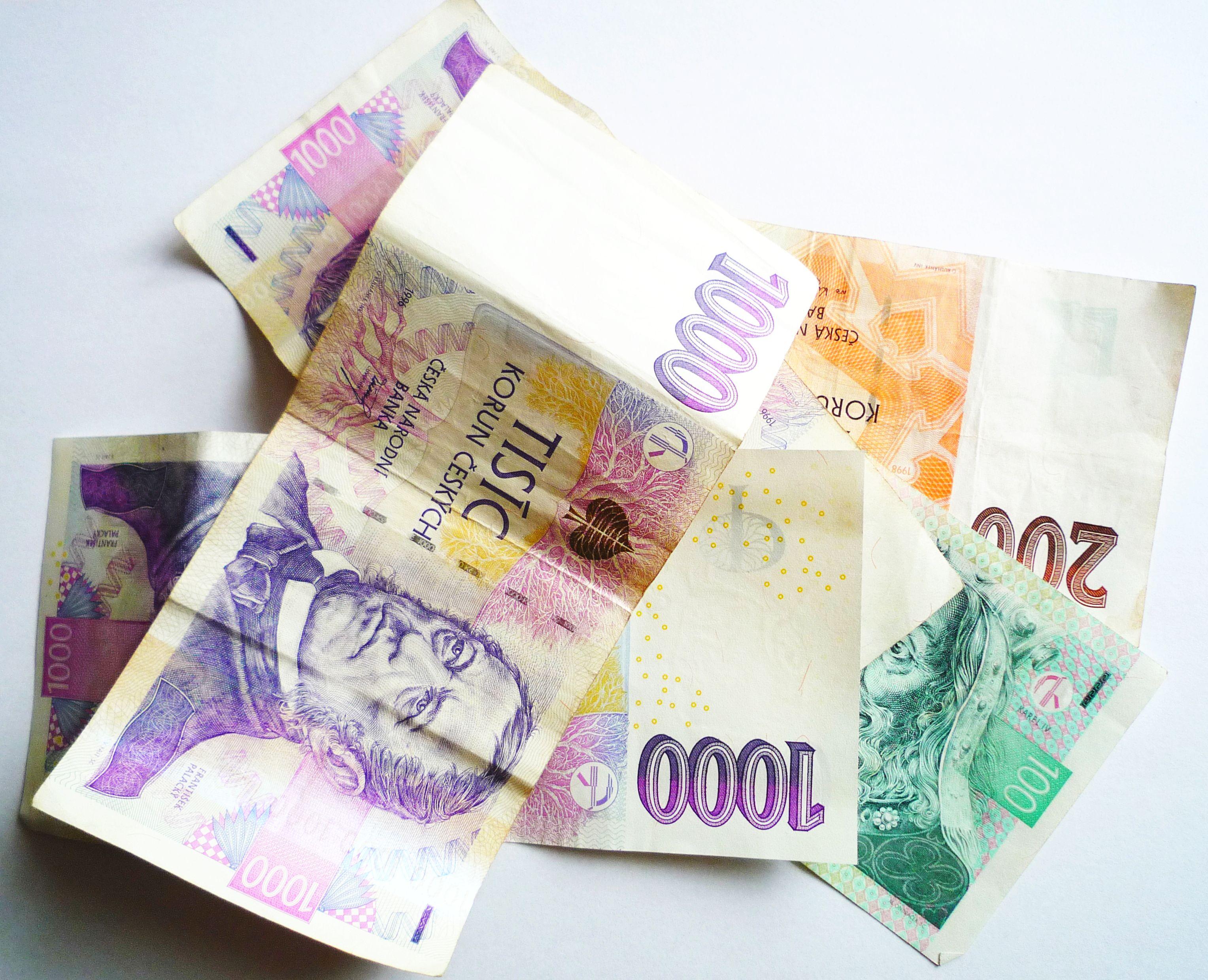 Studentská půjčka 2012